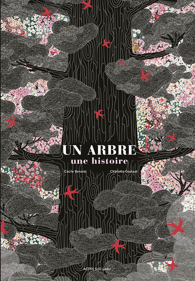Un arbre une histoire de éditeur Actes sud junior
