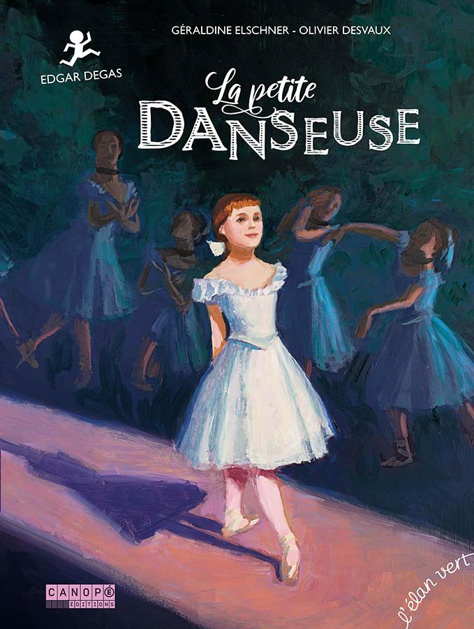 La petite danseuse édition Élan vert