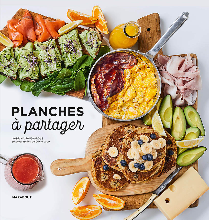 Planches à partager édition Marabout